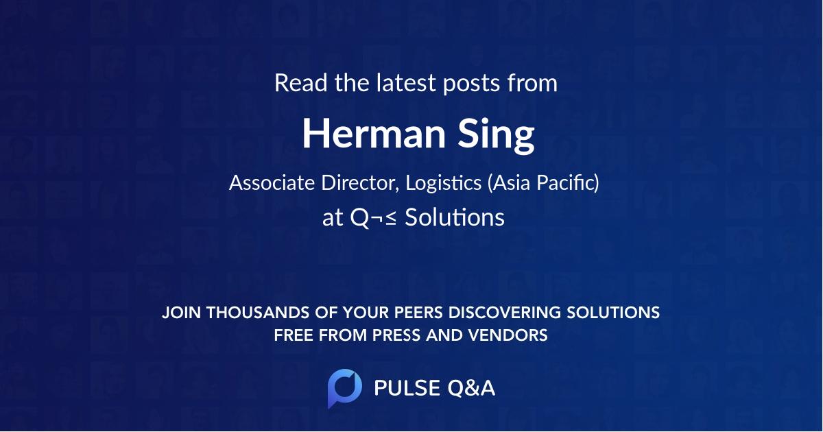 Herman Sing
