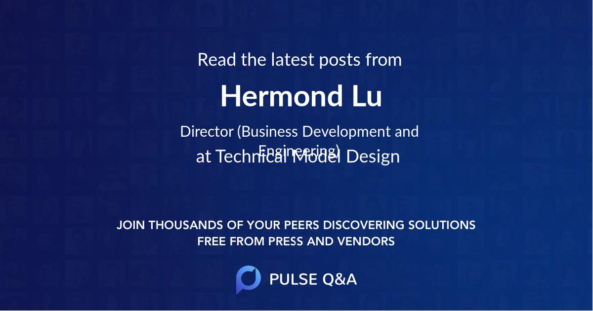Hermond Lu