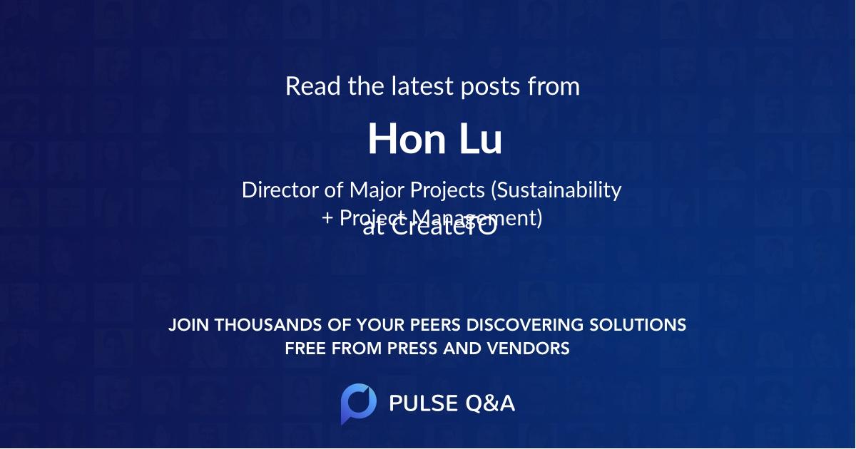 Hon Lu