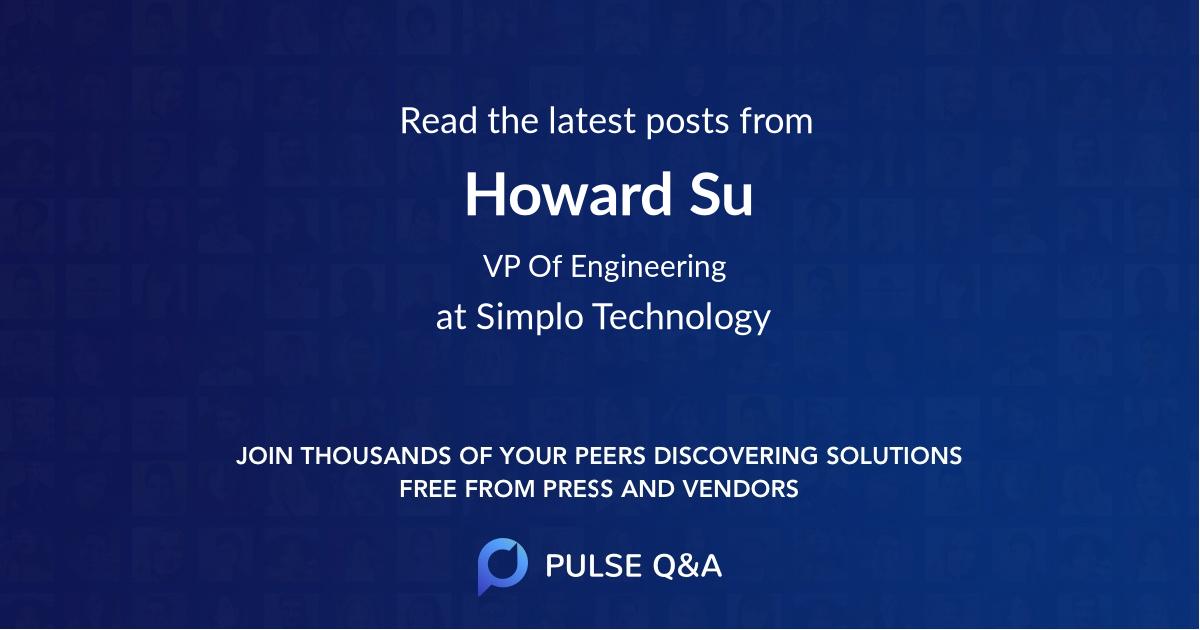 Howard Su