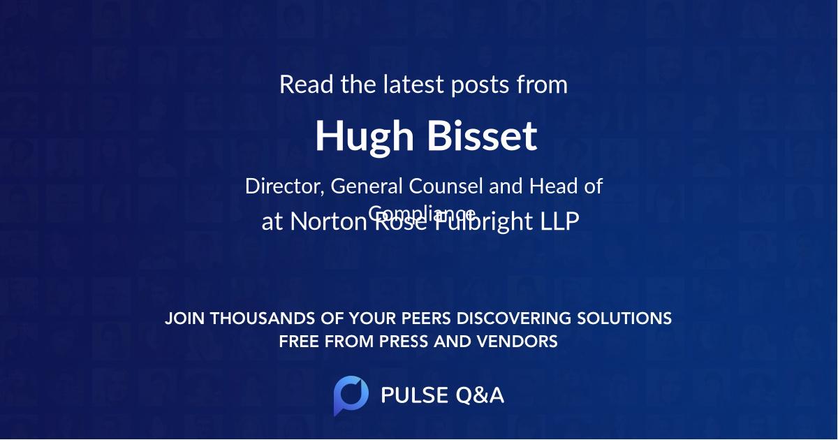 Hugh Bisset
