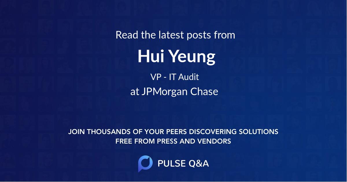 Hui Yeung