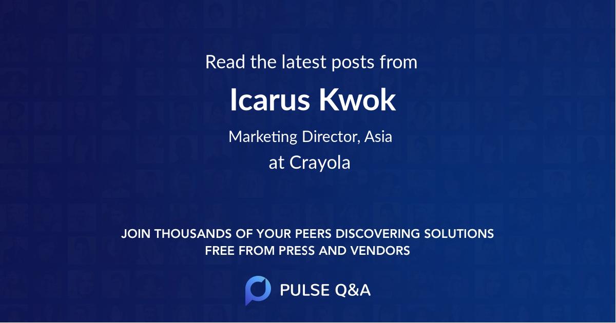 Icarus Kwok