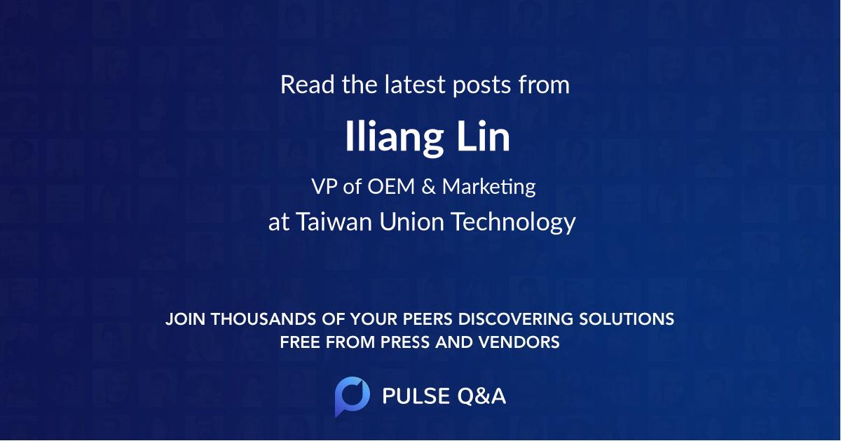 Iliang Lin