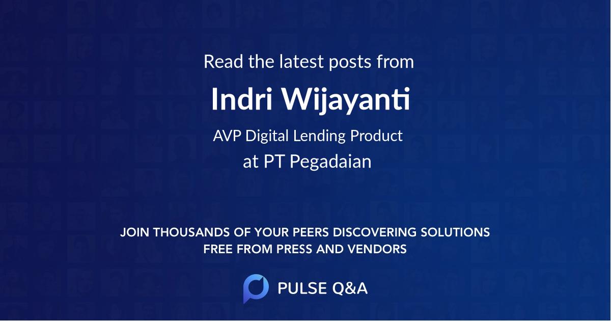 Indri Wijayanti