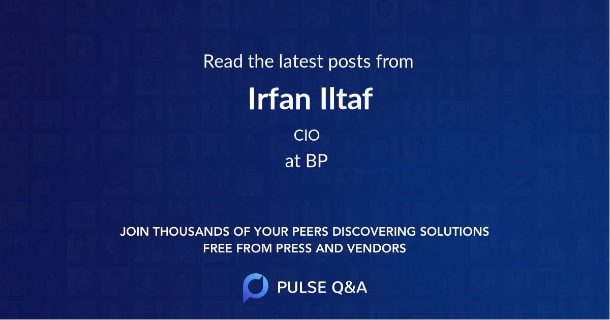 Irfan Iltaf