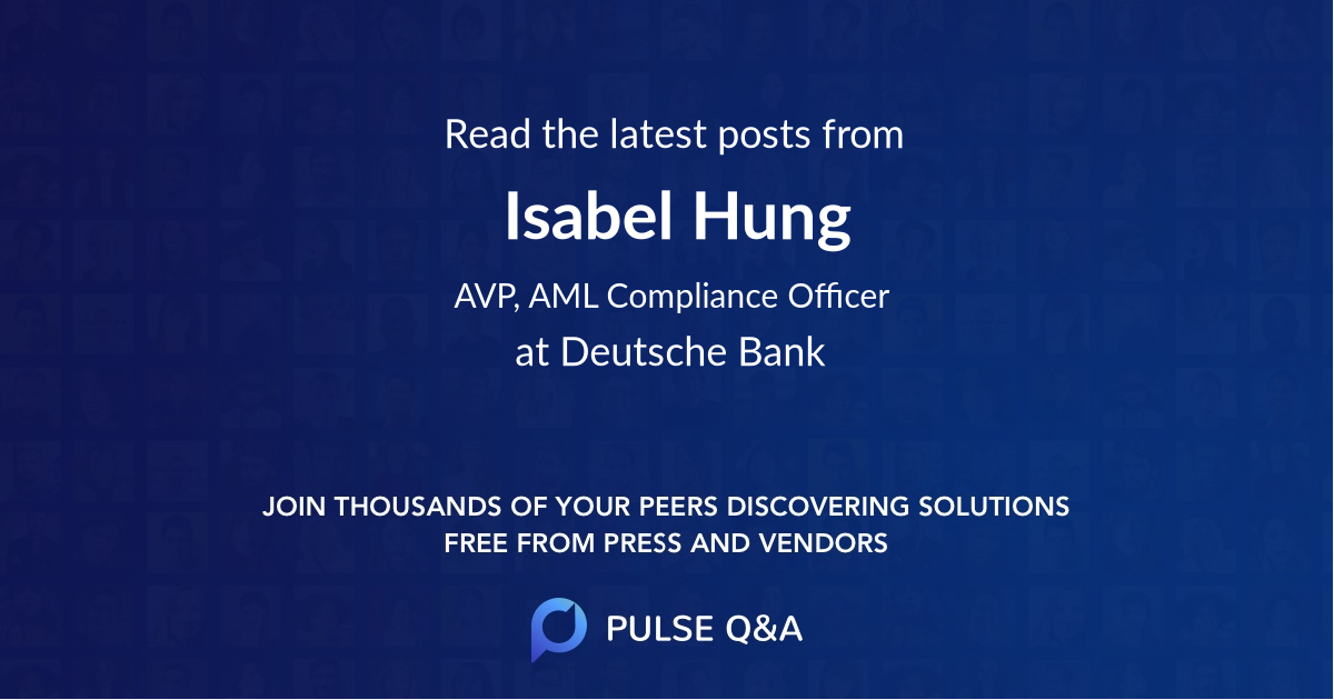 Isabel Hung