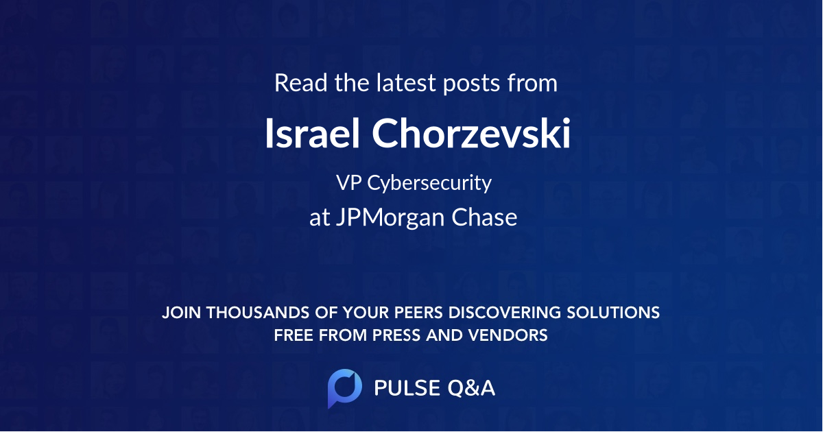 Israel Chorzevski