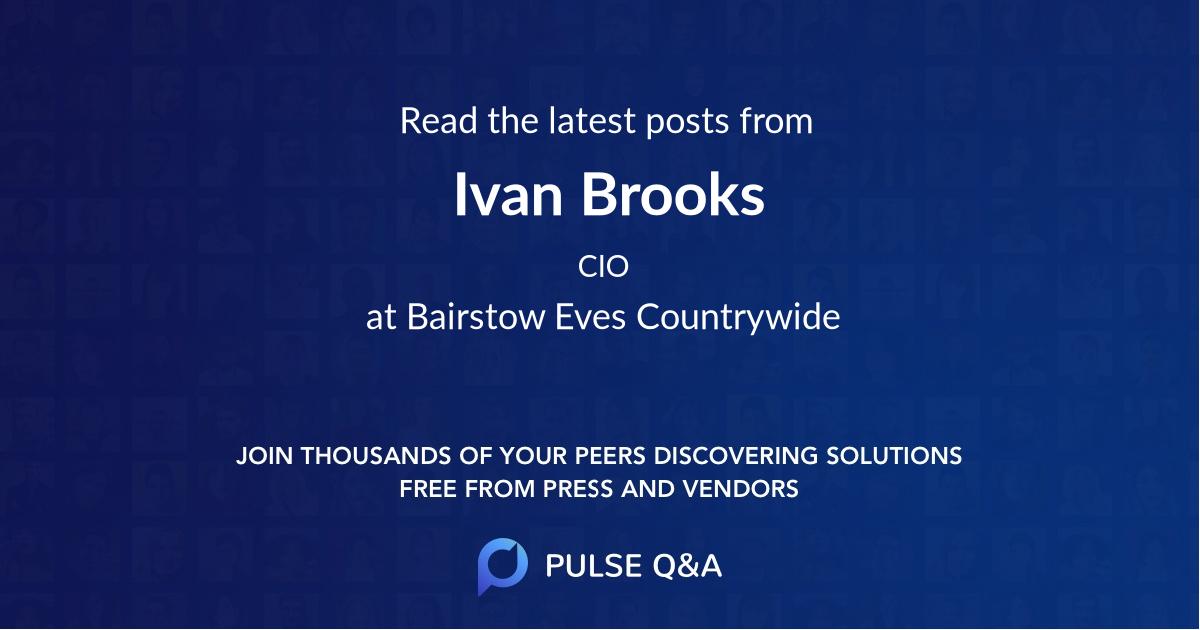 Ivan Brooks