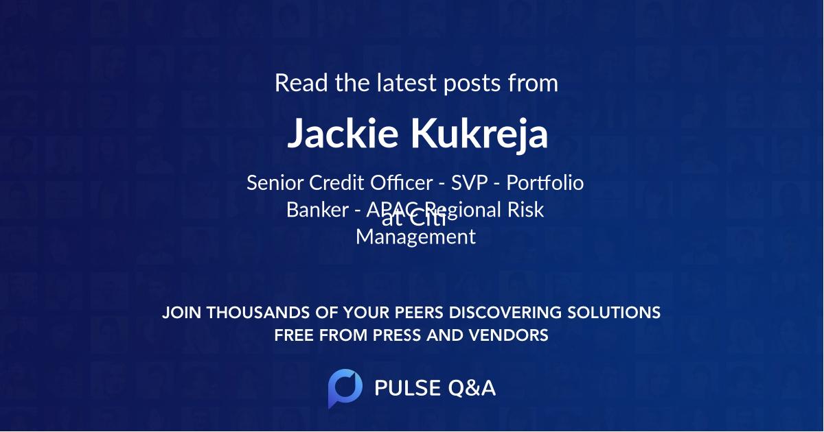 Jackie Kukreja
