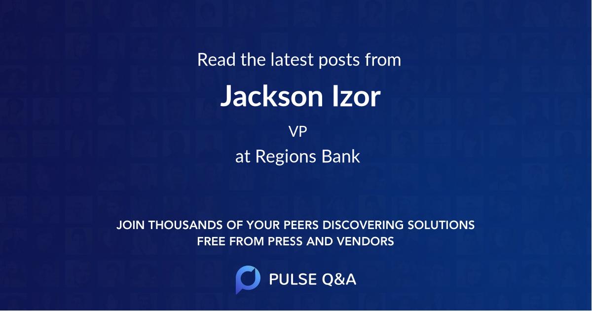 Jackson Izor