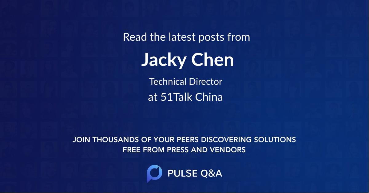 Jacky Chen