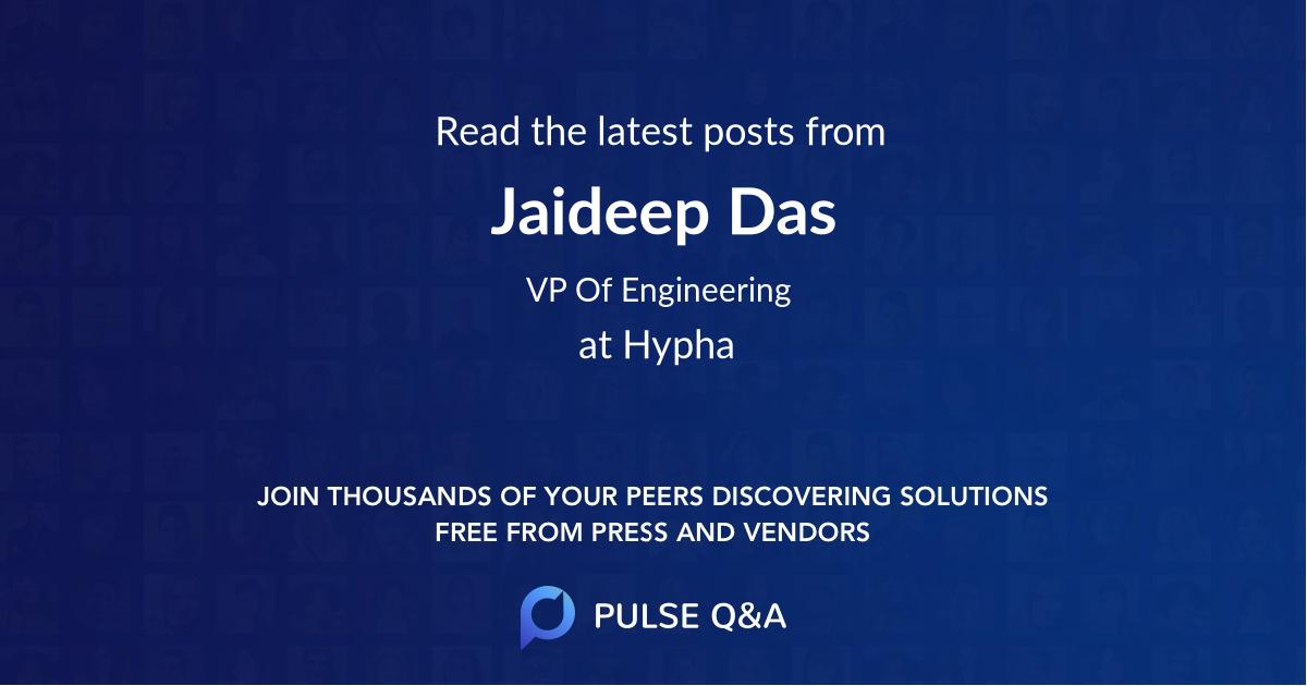 Jaideep Das
