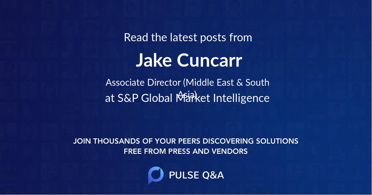 Jake Cuncarr