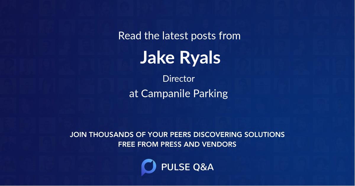 Jake Ryals
