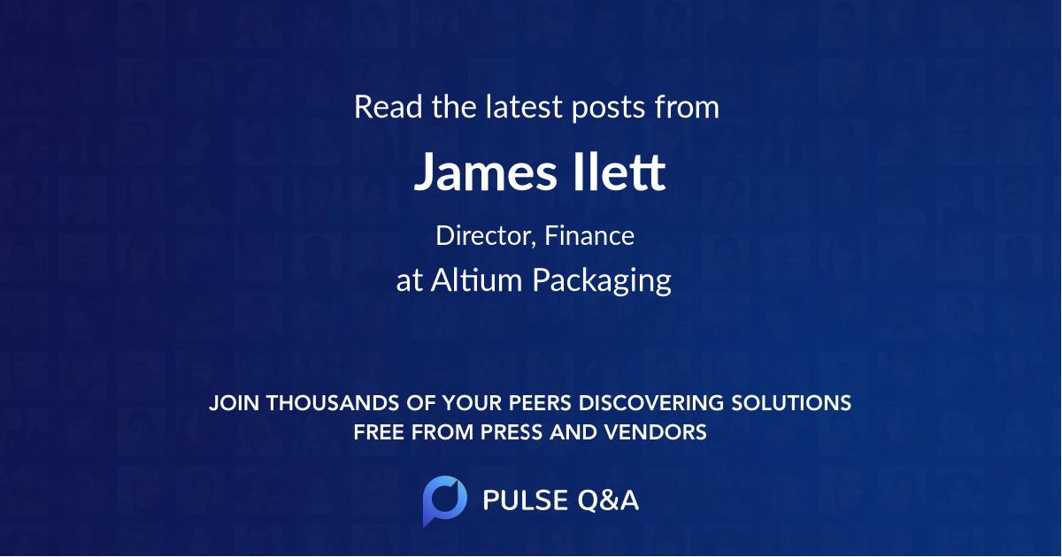 James Ilett