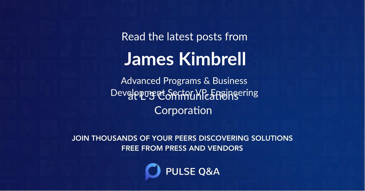 James Kimbrell