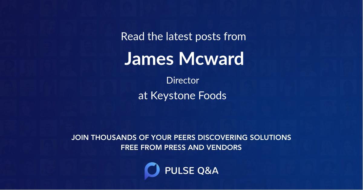 James Mcward