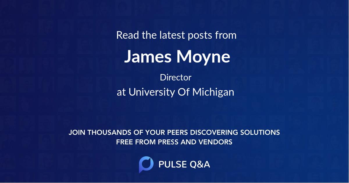 James Moyne