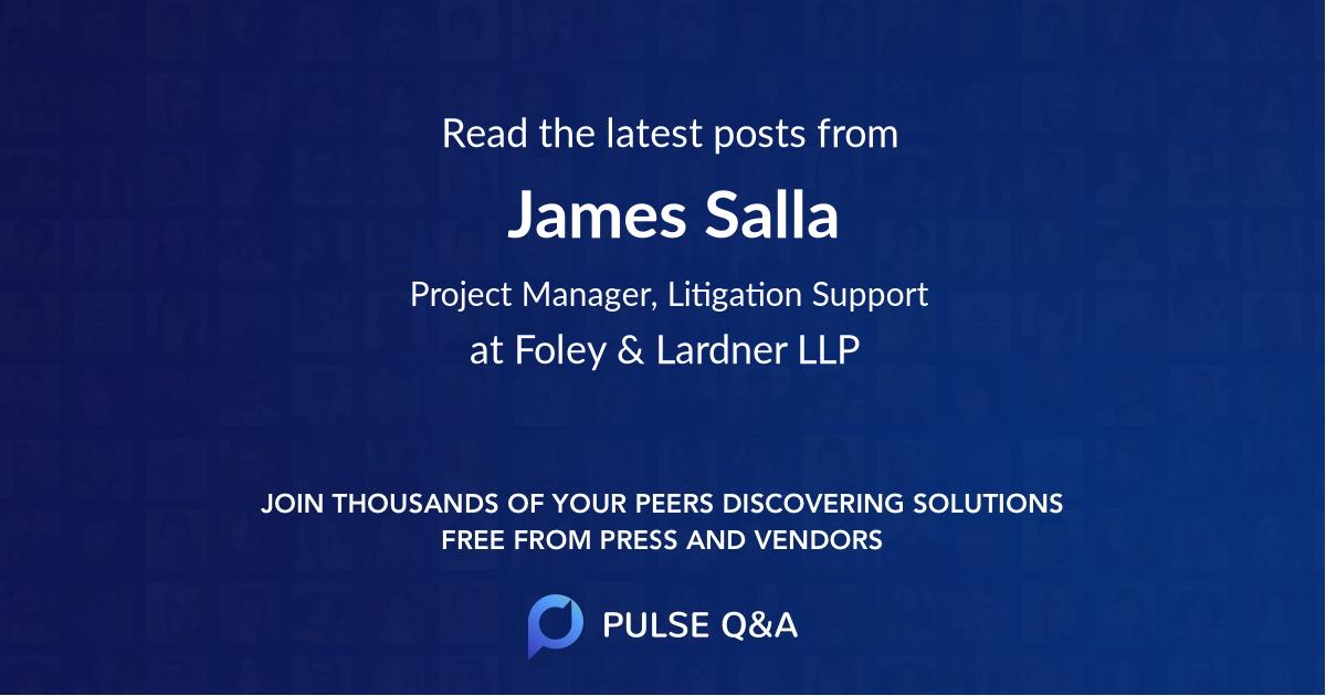 James Salla
