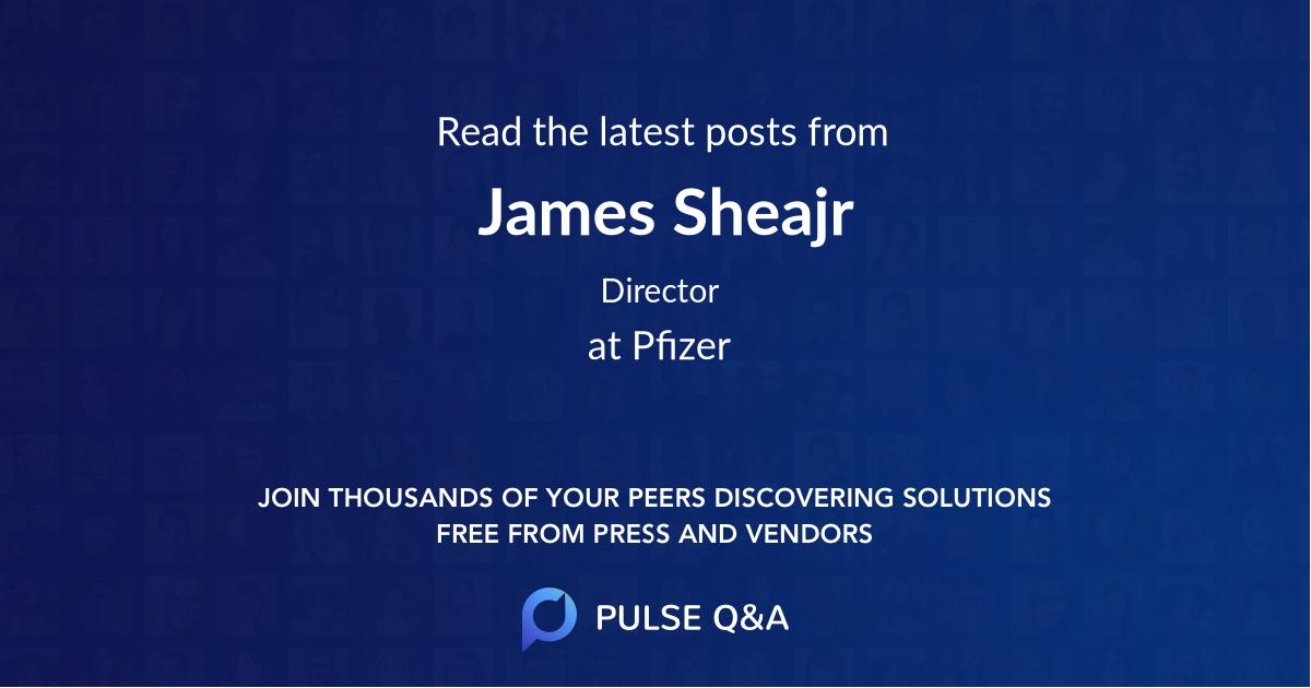 James Sheajr