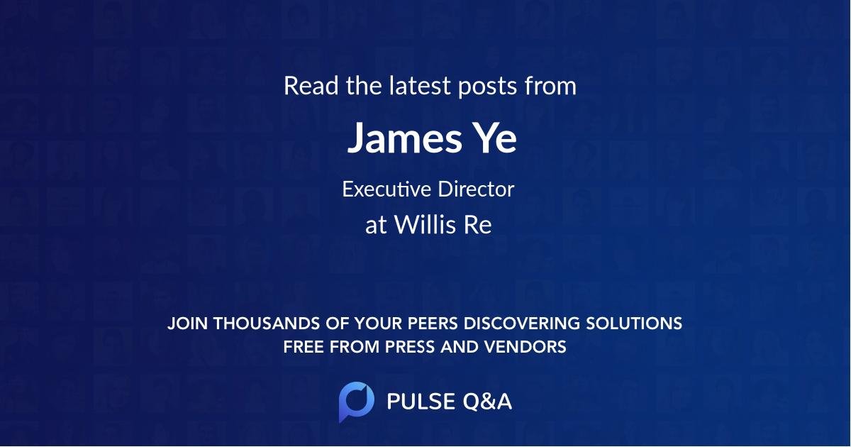 James Ye
