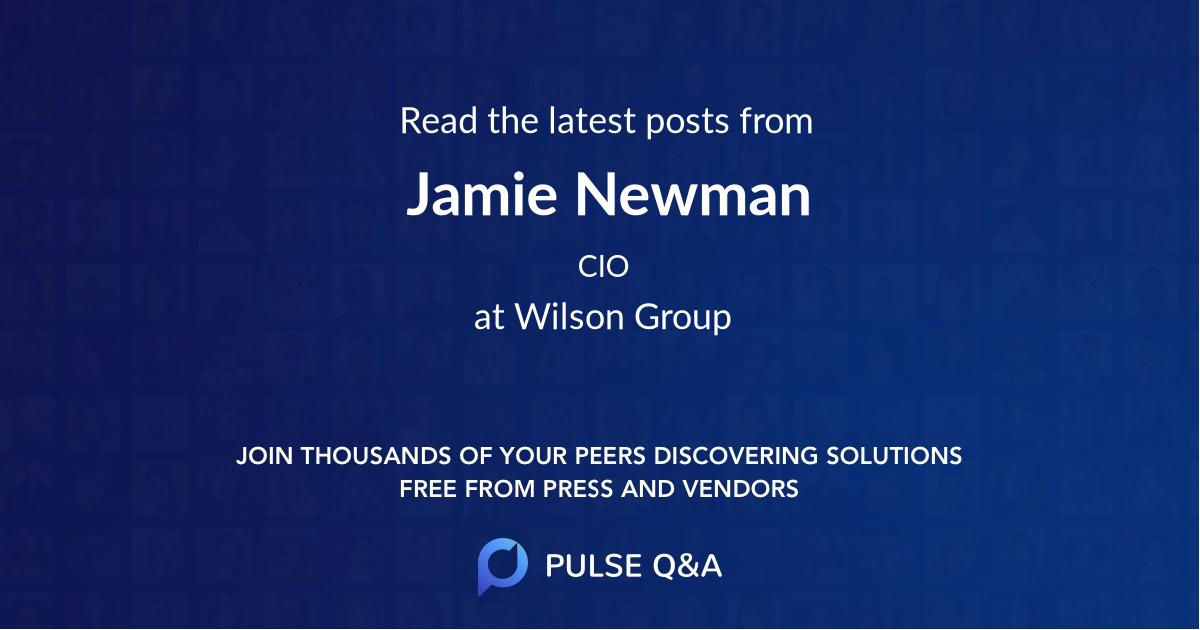 Jamie Newman