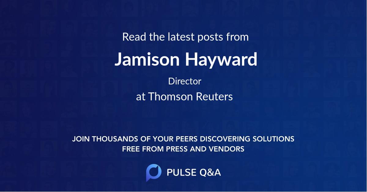 Jamison Hayward