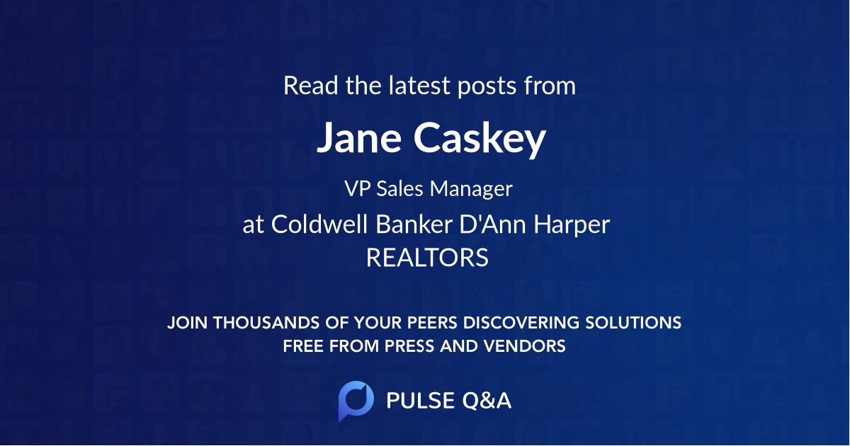 Jane Caskey