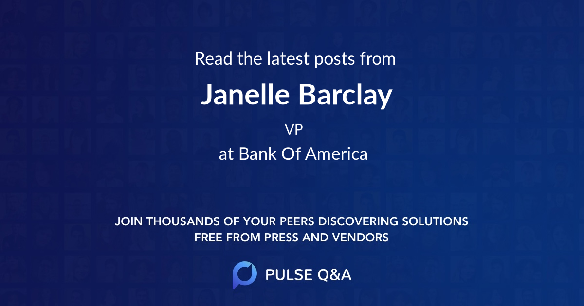 Janelle Barclay