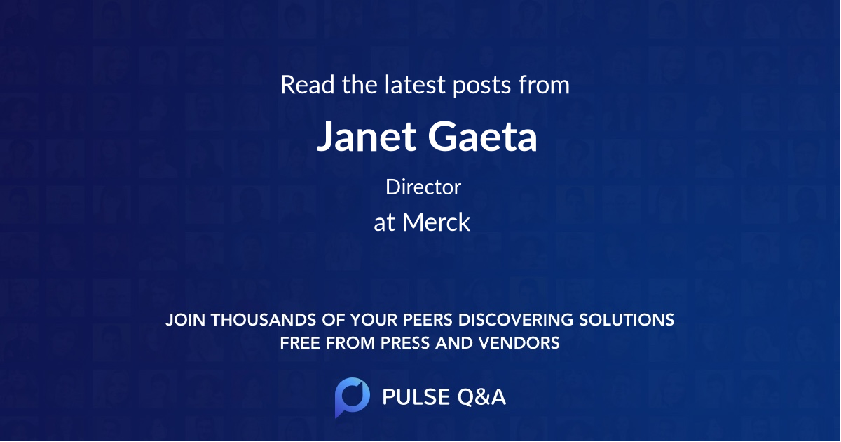 Janet Gaeta