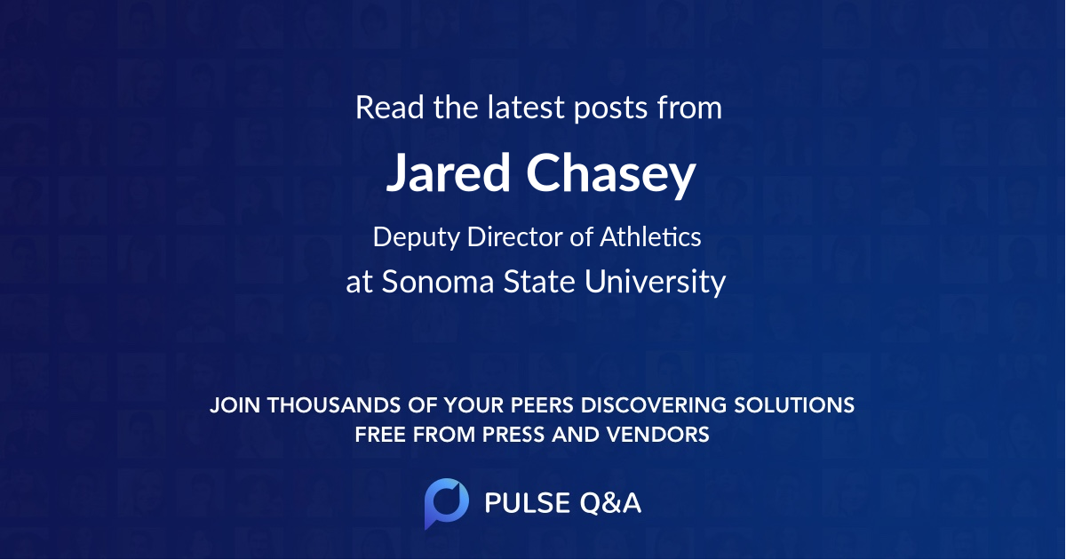 Jared Chasey