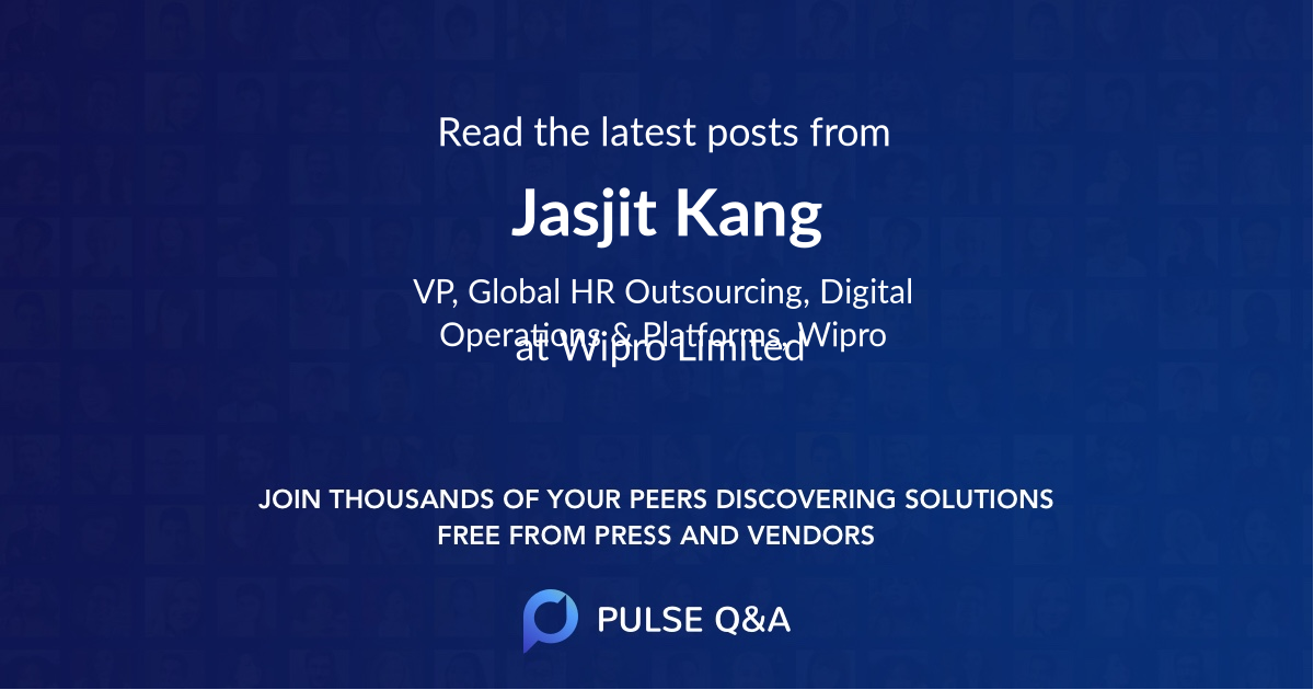 Jasjit Kang