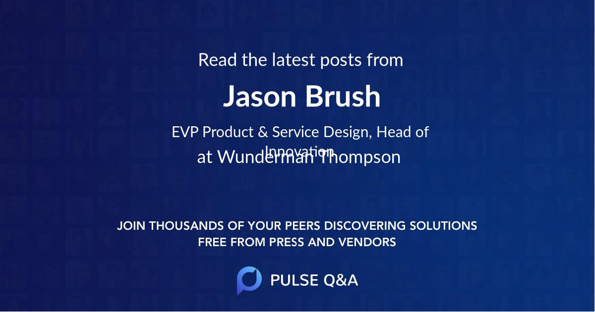 Jason Brush
