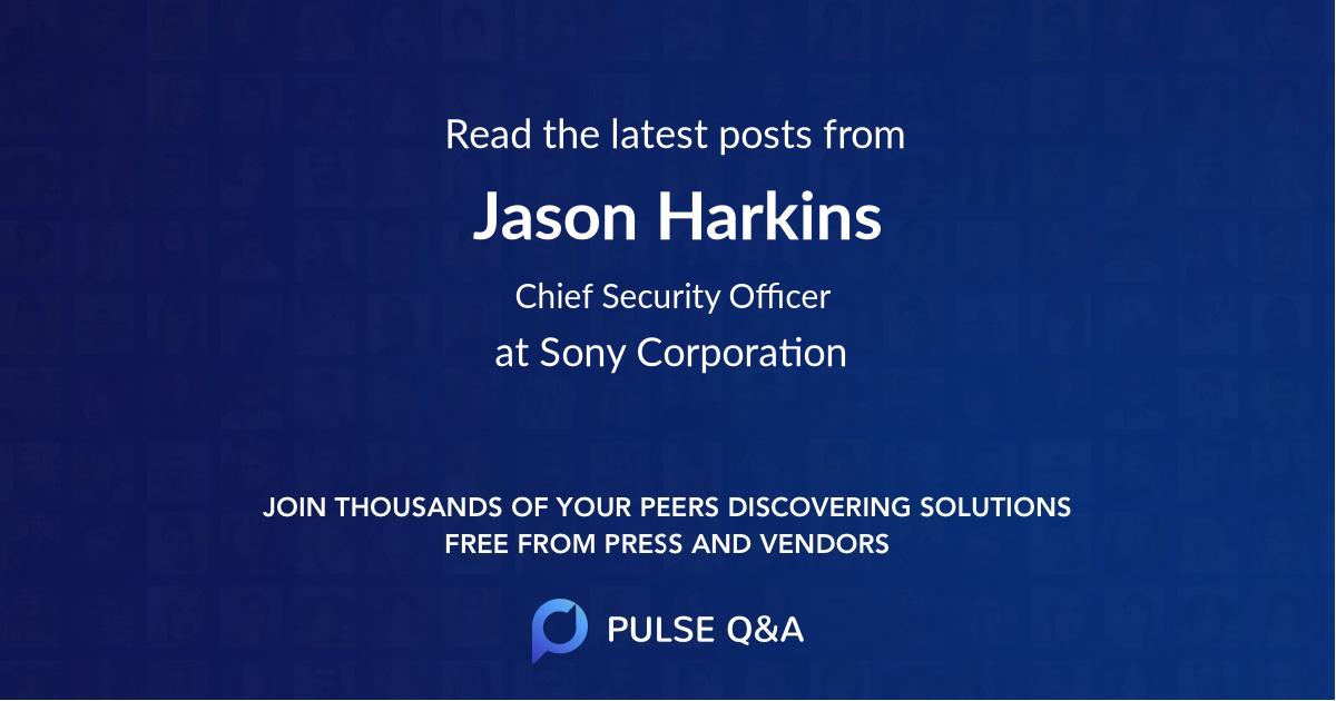 Jason Harkins