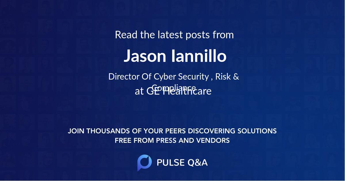 Jason Iannillo