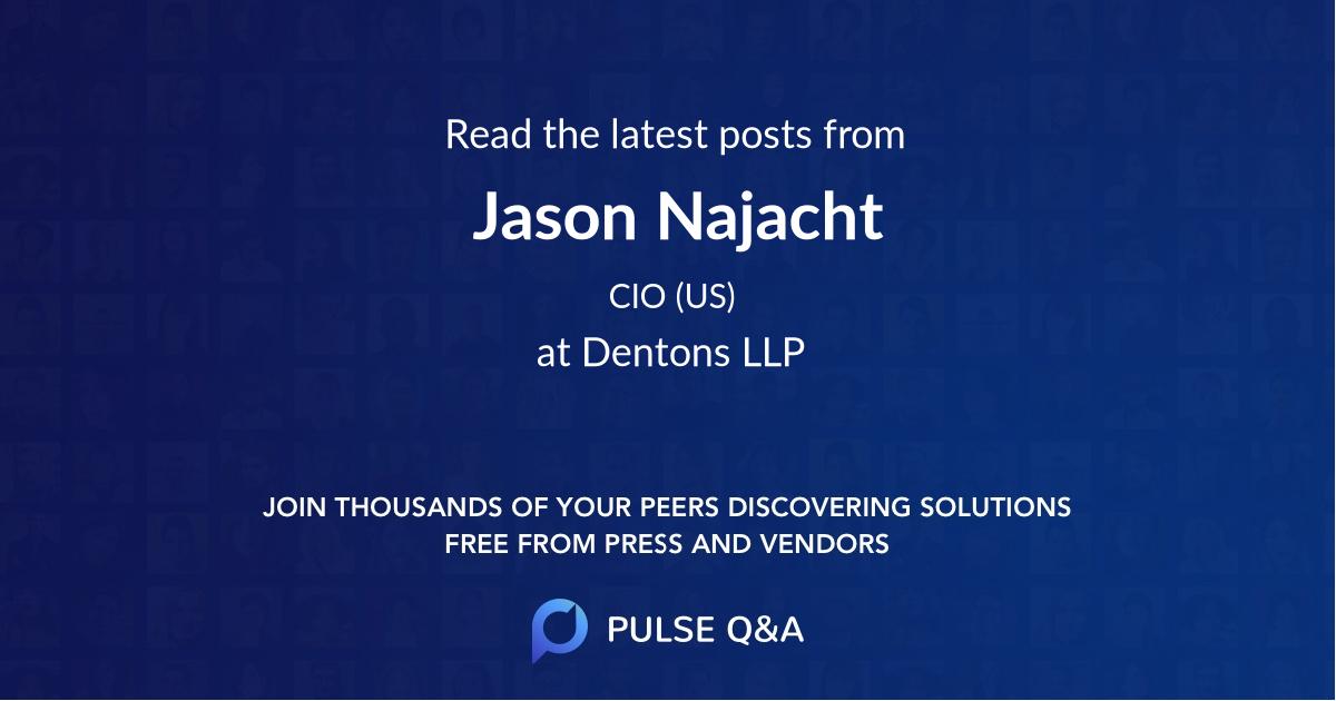 Jason Najacht