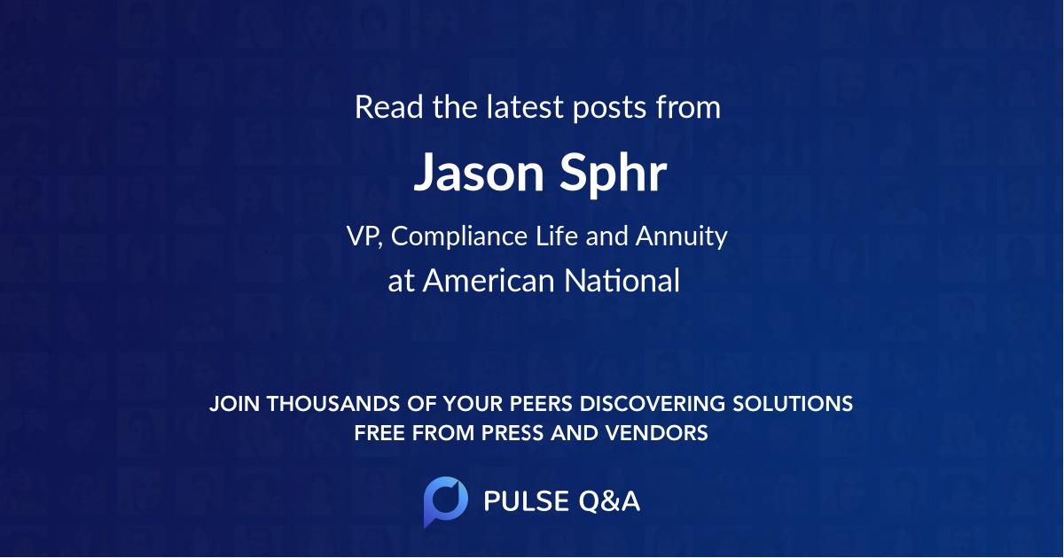 Jason Sphr