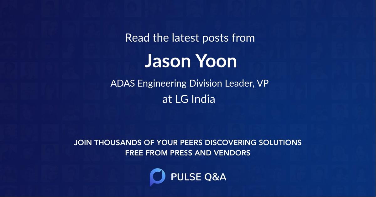 Jason Yoon