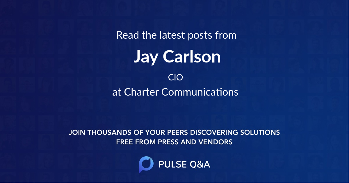 Jay Carlson