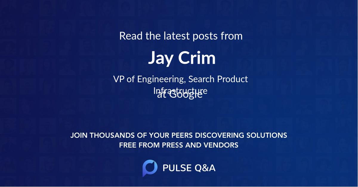 Jay Crim