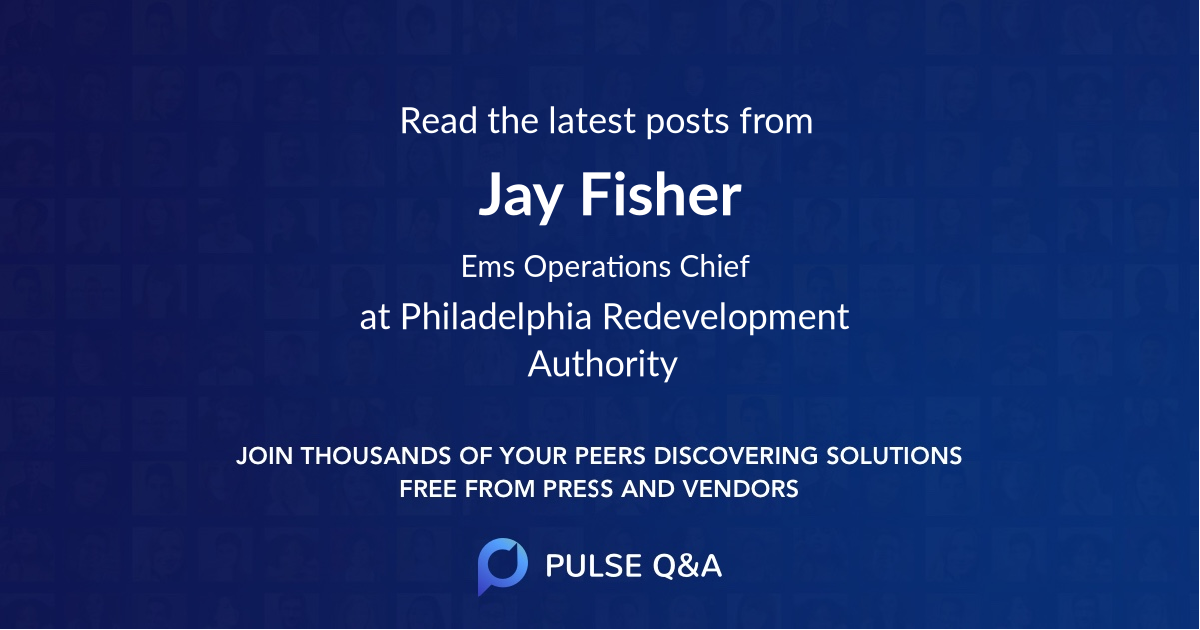 Jay Fisher
