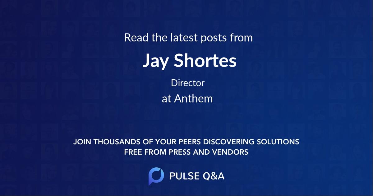 Jay Shortes