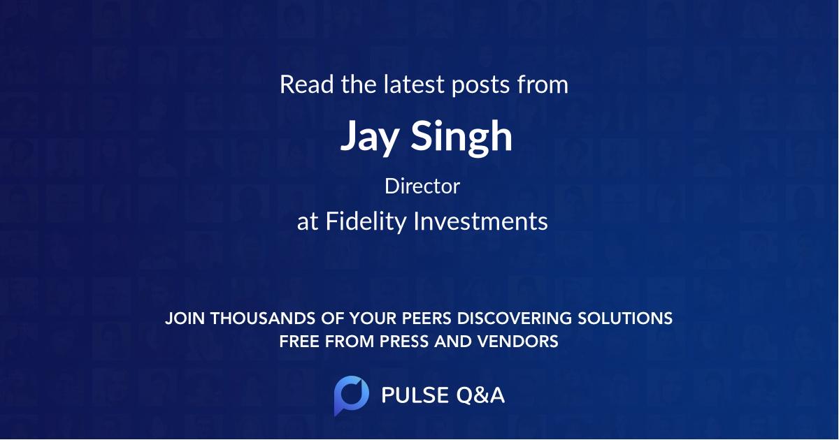 Jay Singh
