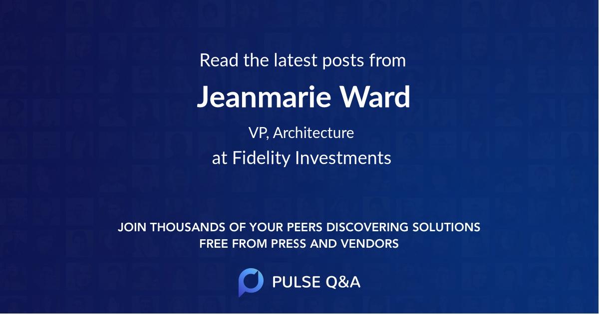 Jeanmarie Ward