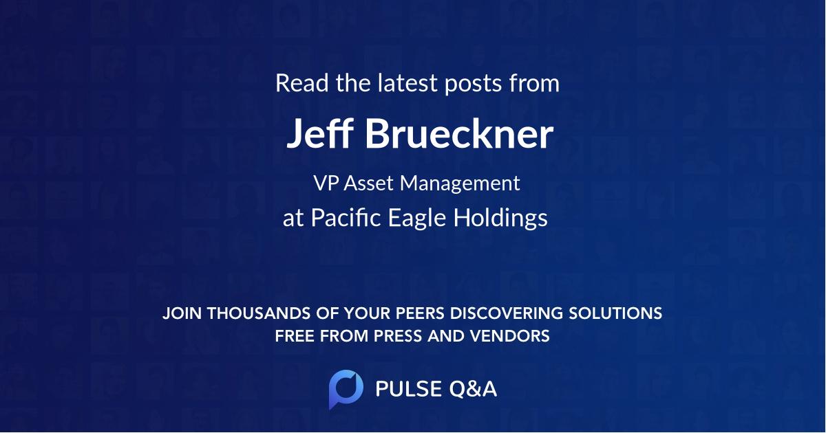 Jeff Brueckner