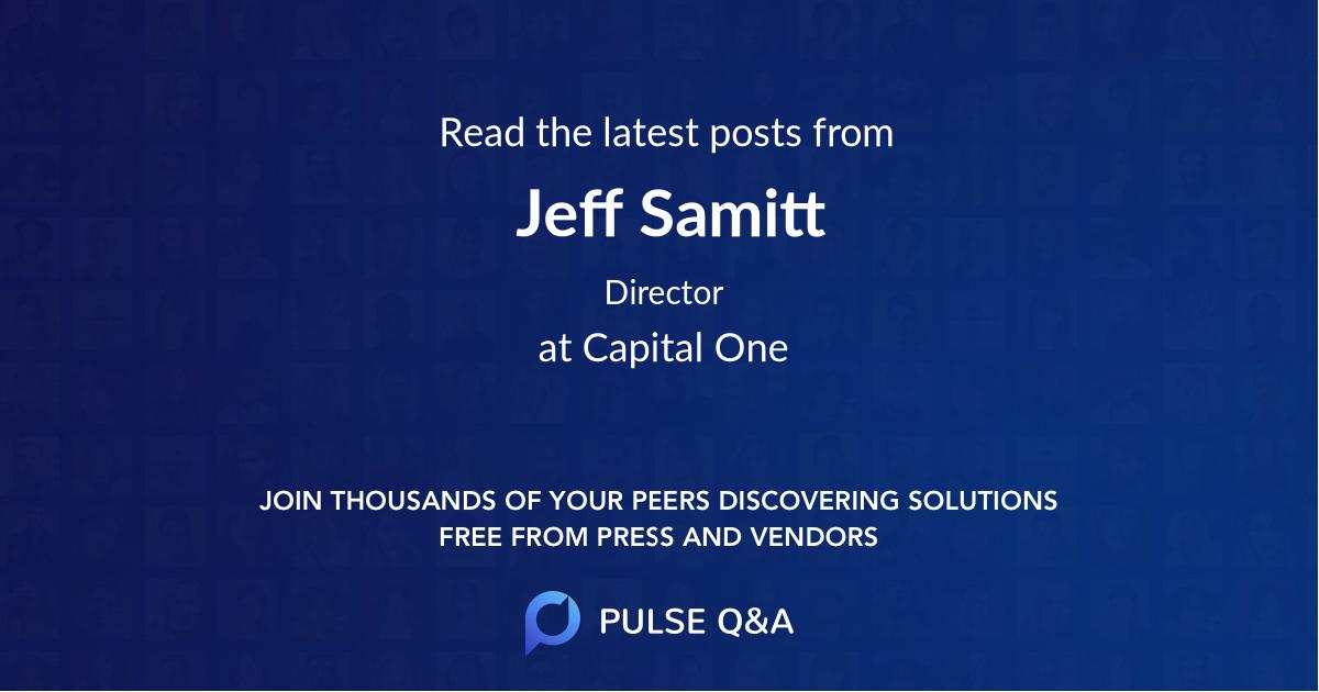 Jeff Samitt