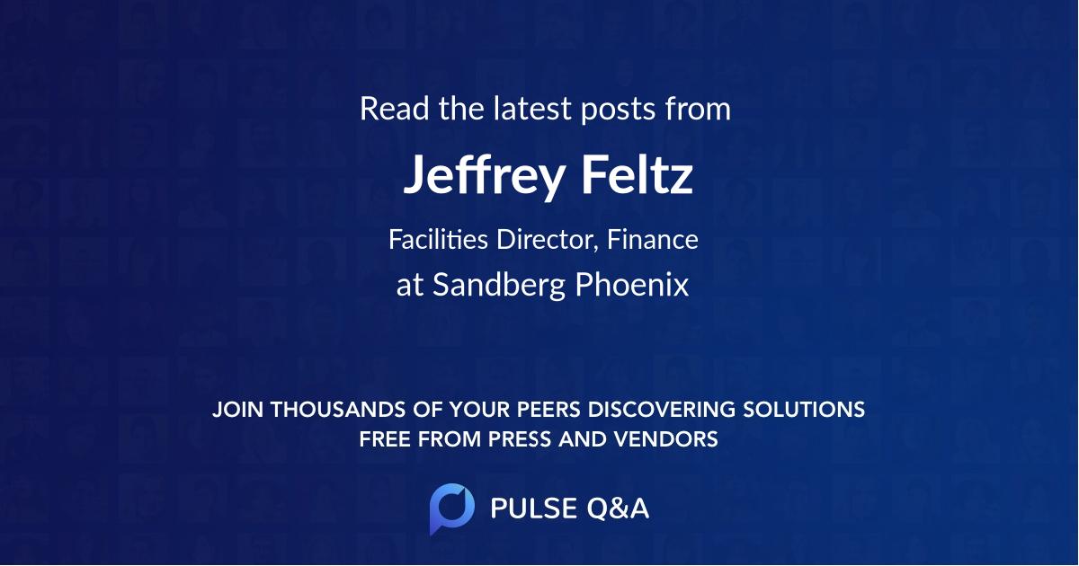 Jeffrey Feltz