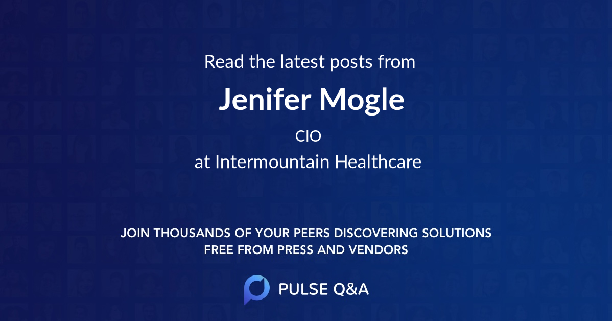 Jenifer Mogle