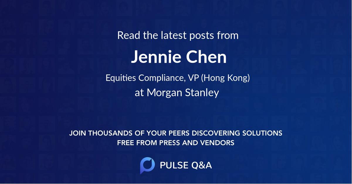 Jennie Chen